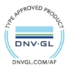 DNV Type Approved Product